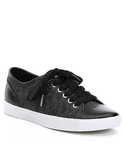 307a845faa26 Michael Kors Womens MK City Sneakers