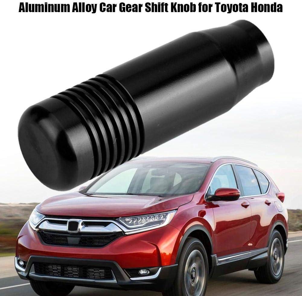 Colorful 8.5cm 3.3in Aluminum Alloy Handle Shifter Knob Head Acouto Car Manual Gear Shift Knob