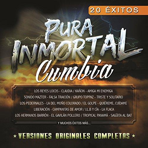 ... Pura Inmortal Cumbia (20 Éxitos)