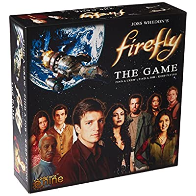 Gale Force Nine Firefly: The Game: Not Available: Toys & Games