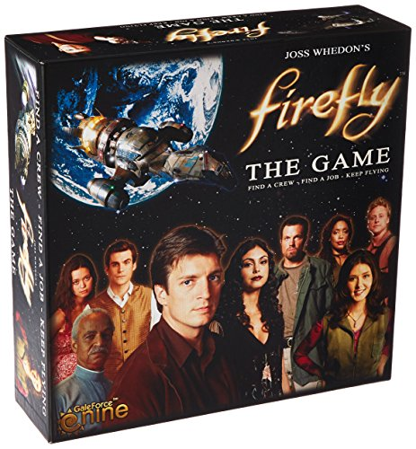 Firefly: The Game from Gale Force 9