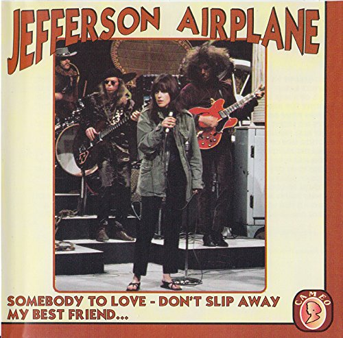 Jefferson Airplane (Partly Live Concert / Partly Re-Recordings) (Jefferson Airplane My Best Friend)