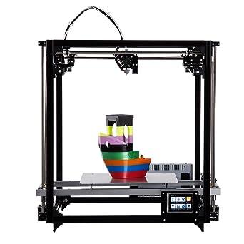 FLSUN F5 Impresora 3D, Kit Impresora 3D DIY con Dual Boquilla ...