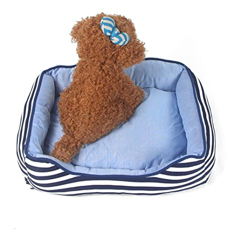 Amazon.com: ZISITA Dog Bed, Waterproof Pet Mat and Sleeping ...