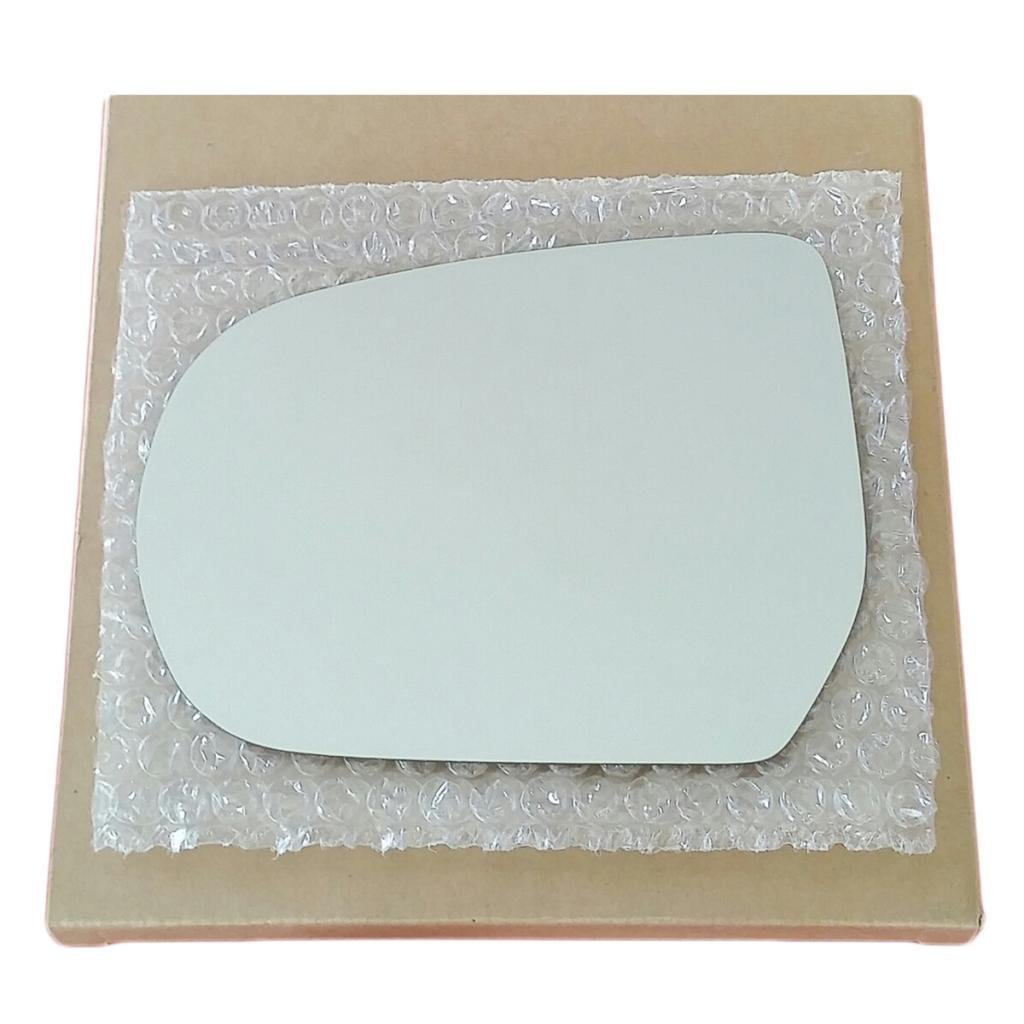 Mirror Glass and Adhesive | 00-06 Mazda MPV Van Driver Left Side Replacement AutoTruckMirrorsUnlimited