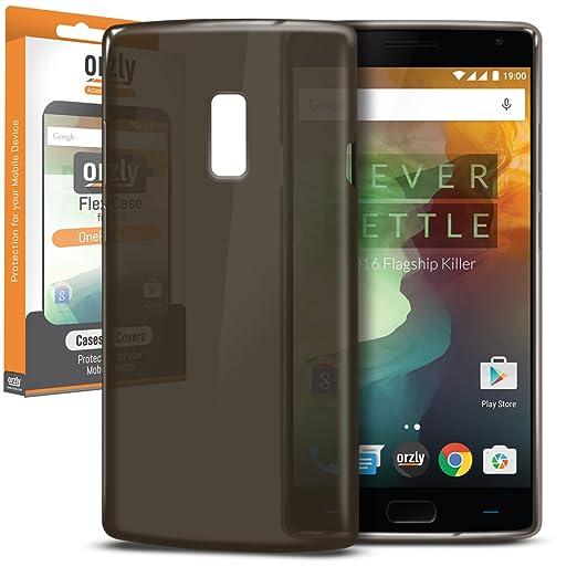 15 opinioni per Orzly®- FlexiCase per OnePlus 2 SmartPhone / Teléfono Cellulare (2015 Modello)-