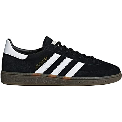 adidas Handball Spzl, Zapatillas de Gimnasia para Hombre, Nero Core Black/FTWR White