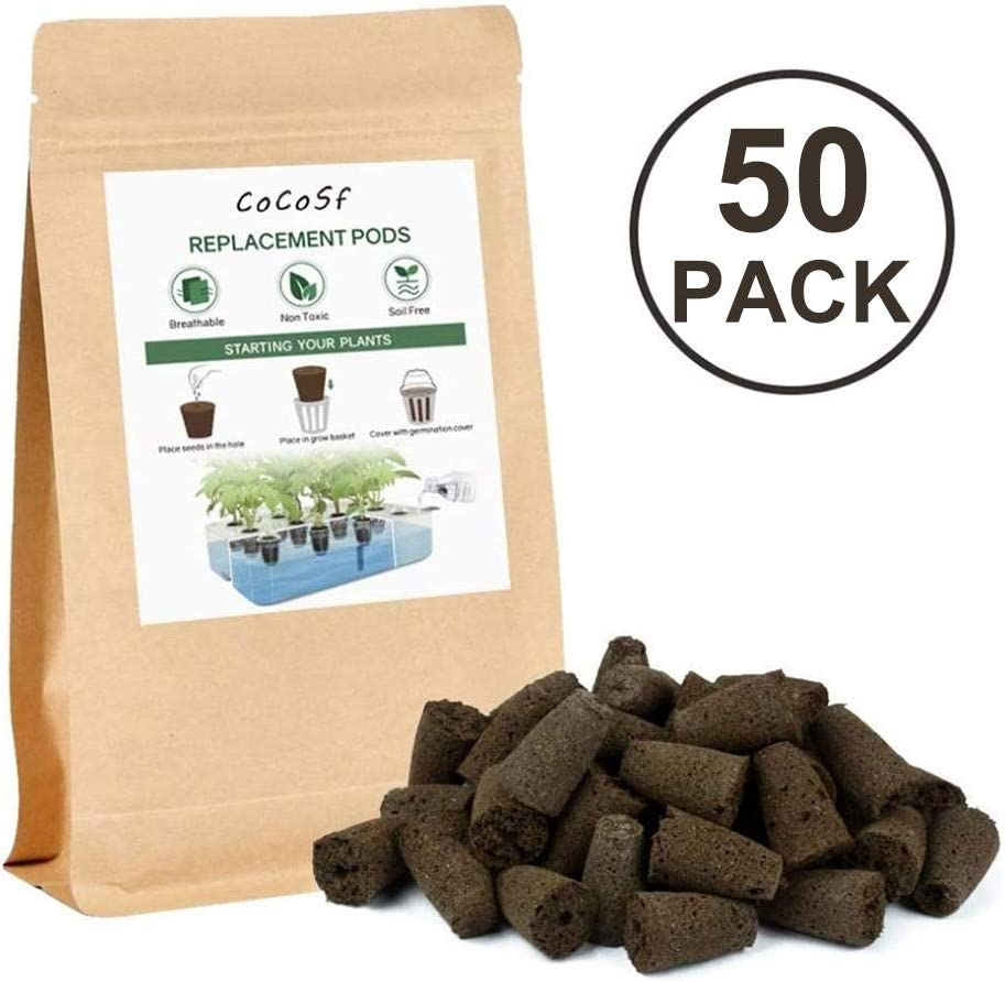Nutrient Bottle Refill Pack Made From Pure Canadian Sphagnum Peat likeitwell Compatible Grow Plugs Or Sponges Or Pods