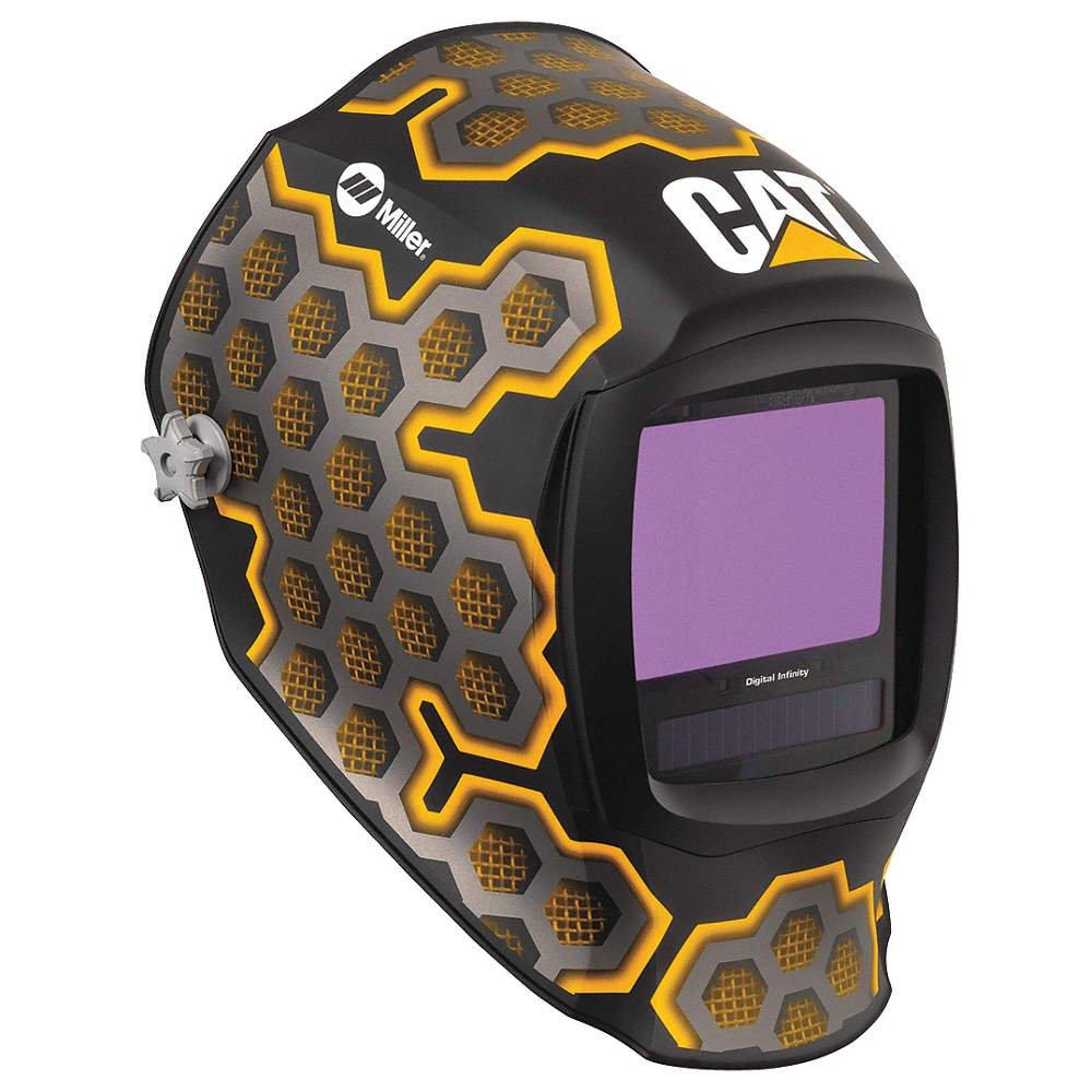 Miller 282007 Digital Infinity Welding Helmet with ClearLight Lens, CA by Miller Electric