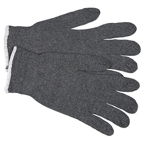 Memphis Glove 9637L Economy-Weight String Knit Gloves (12 Pair)