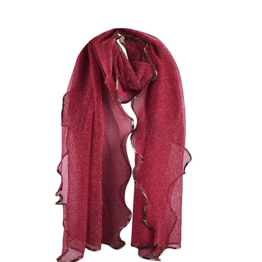 Hot Sale Women Scarf Scarves Soft Wrap Ladies Shawl Sunscreen Wraps YOcheerful