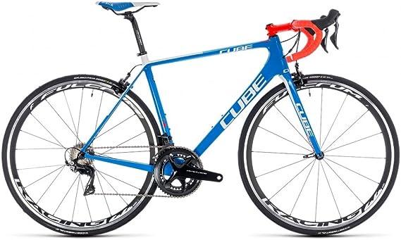 Bicicleta de carretera Cube litening C: 68 SL Team Wanty 2018 – 54 ...