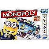 Hasbro Monopoly - Ich Einfach Unverbesserlich 2 - Brettspiel (Anleitung in Englischer Sprache)