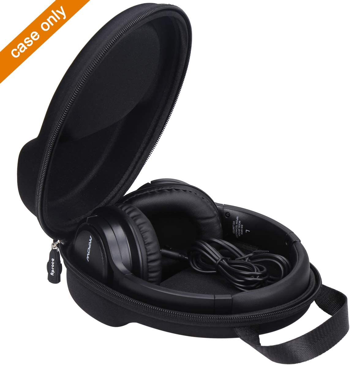 Aproca Hard Storage Travel Case for Mpow H7 Bluetooth Headphones Over Ear