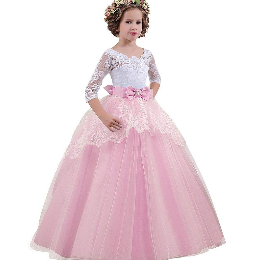 Amazon.com: Girls Princess Belle Costume Dress Up Gowns Cosplay Halloween  Kids Ball Gown 2 13Years Gold: Clothing