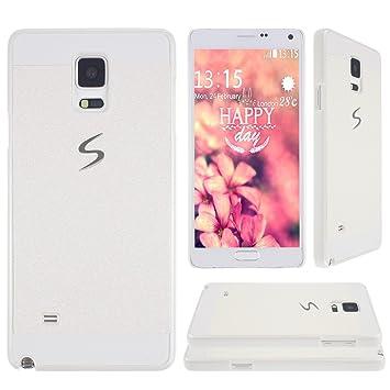 Galaxy Note 4 N9100,Galaxy Note 4 Tapa,Asnlove Carcasas y funda policardonato dura brillo case diseño bling brillante tapa trasera para Samsung Galaxy ...