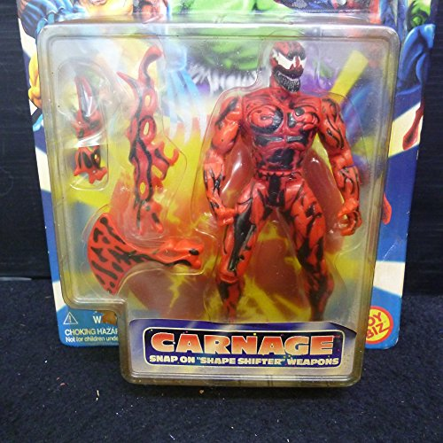 carnage marvel figure - 8