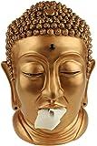Rotary Hero - Buddha Taschentuchbox / Taschentuchspender / Kosmetiktücherbox - Messing