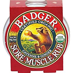 Badger Sore Muscle Rub - 2 oz. Tin