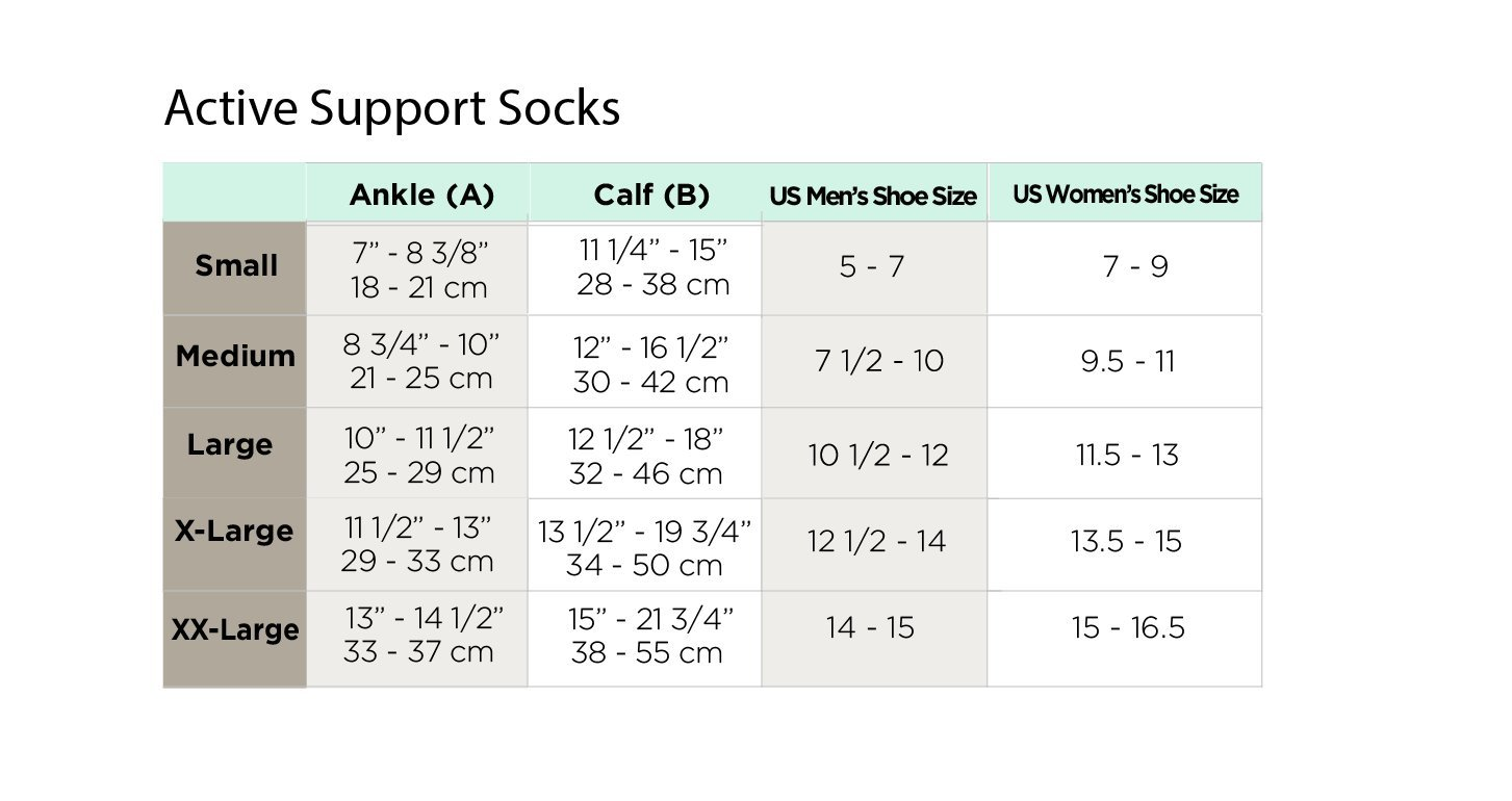Ames Walker AW Style 130 Coolmax 20 30mmHg Firm Compression Crew Socks White Large Relieves Tired Aching and Swollen Legs Symptoms of varicose Veins Keeps feet Dry and Comfortable