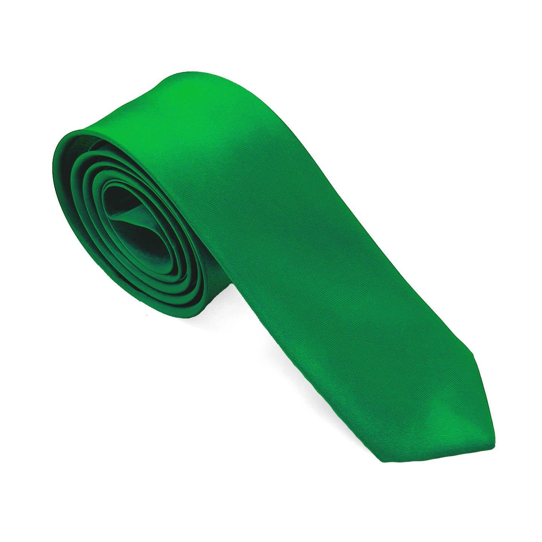 1 corbata para las camisas vestido y de la boda mirada seda verde ...