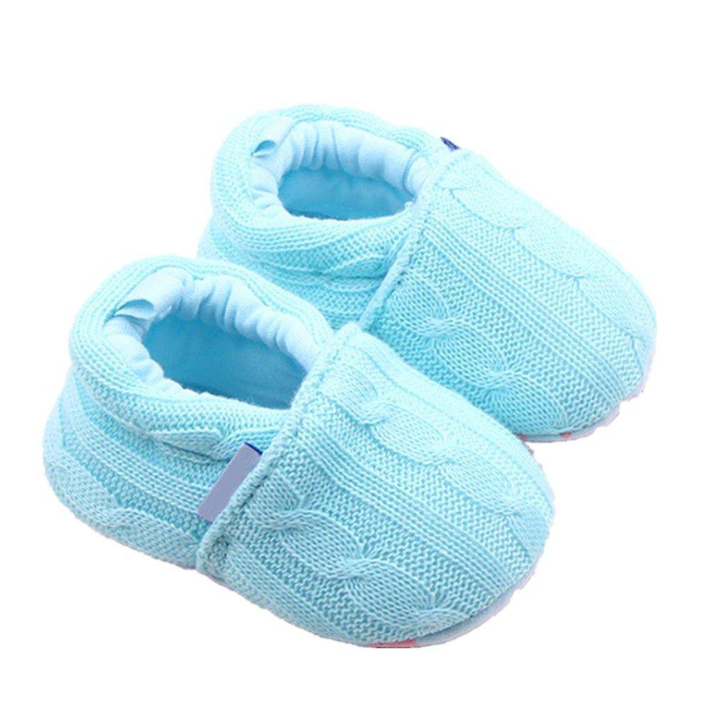 Tefamore Zapatos de Niño Pequeño del bebé con la de Deporte del Estilo de la Manera Suela Suave antirresbaladiza Tefamore-641265