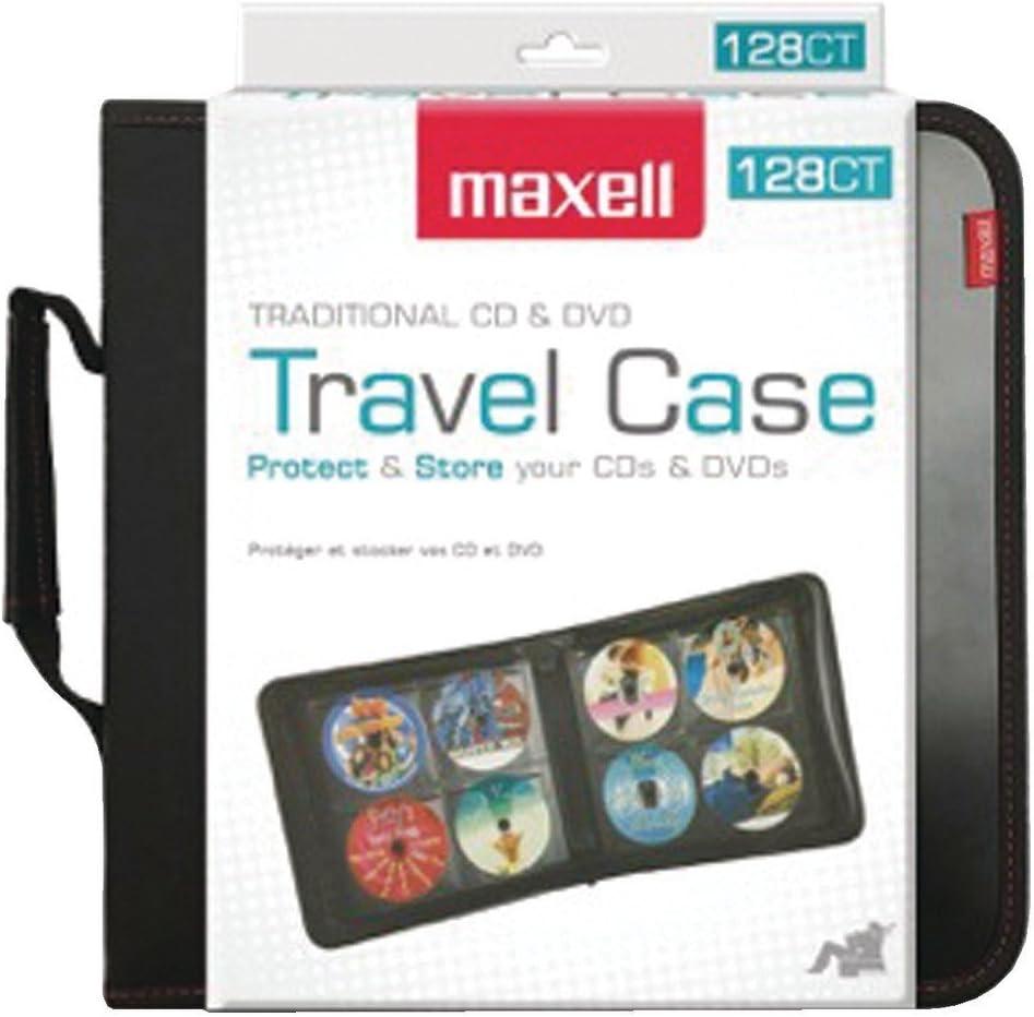 Maxell(R) 190163 128-Capacity CD Storage Case