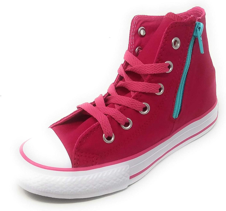 Converse CT Side Zip HI Berry Pink