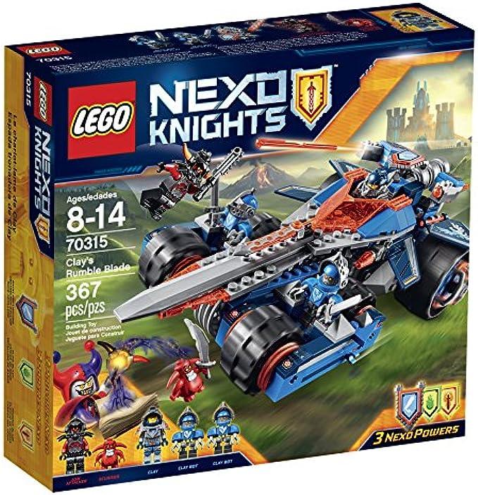 LEGO NexoKnights 70315 רכב הלהב של בלייד
