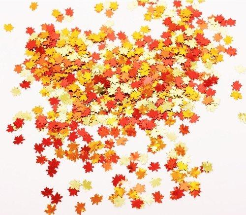 (Creative Converting Fall Leaves Confetti (2-Pack))