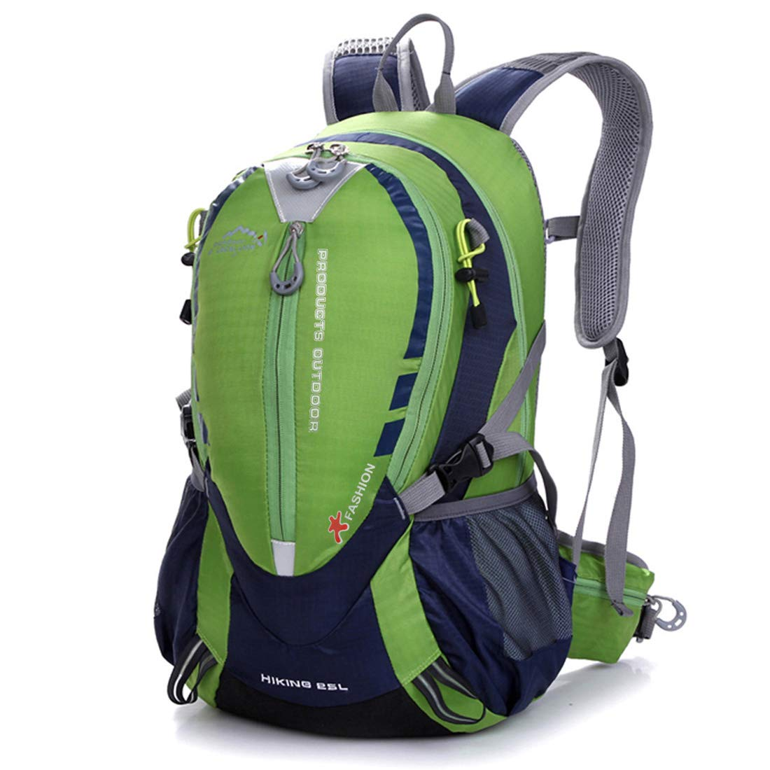 Lokijuge Backpacks Outdoor Shoulder Riding Backpack Traveling High Capacity Multifunction Apply to A Sports Fan