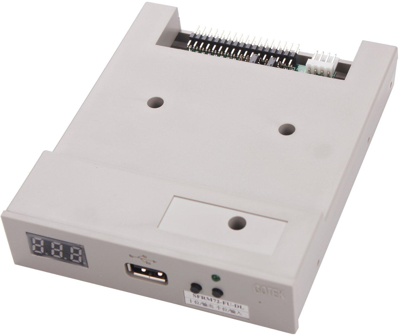 SUNWIN 3.5'' USB 720K Floppy Drive Emulator For Tajima Happy Barudan, MITSUBISHI 200HA