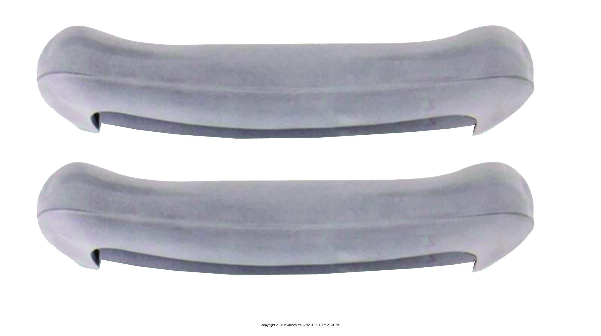 Package Of 2 Replacement Underarm Crutch Pads