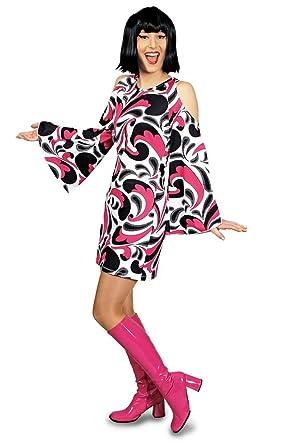 Kleid retro 70er