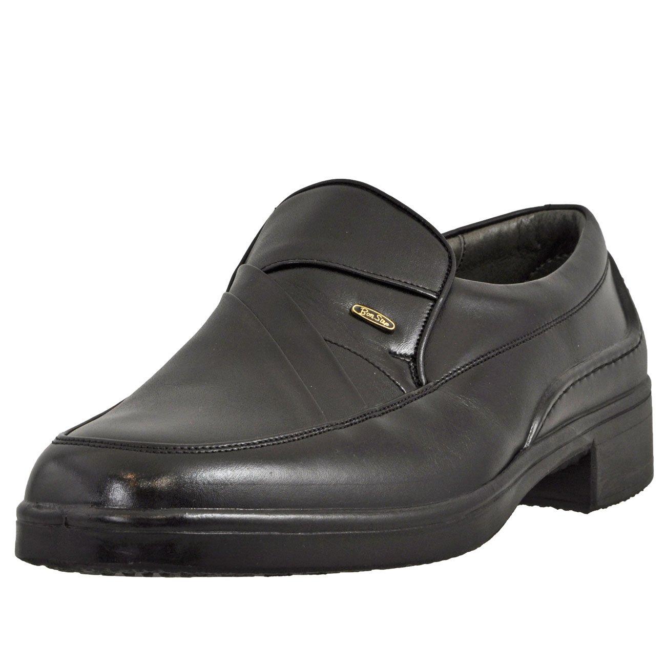 [ボンステップ] Bon Step ビジネス 2209 B00D3DRD0G 25.0cm4E|ブラック ブラック 25.0cm4E
