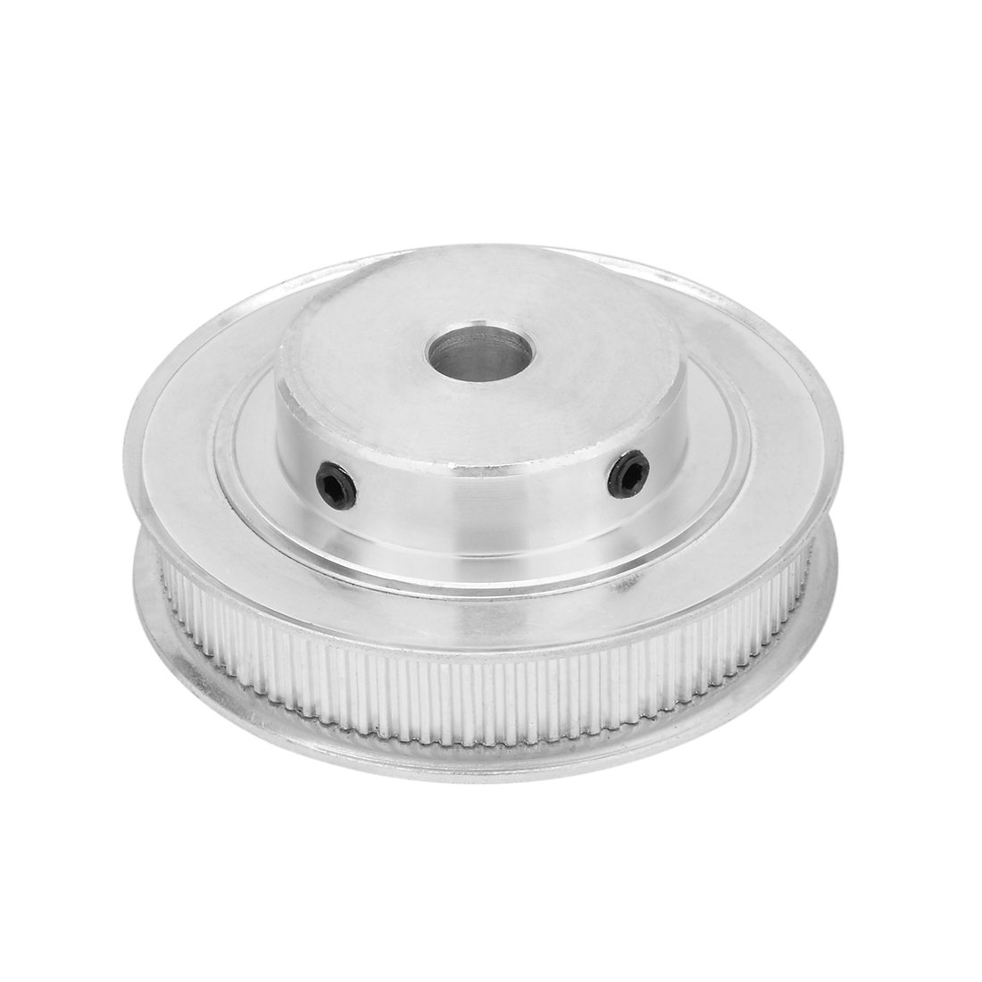 uxcell Aluminum MXL 100 Teeth 10mm Bore Timing Belt Pulley Synchronous Wheel for 10mm Belt 3D Printer CNC