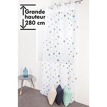 Vorhang Gardine Schön Extra Lang Kinderzimmer Ösen 140 x 280 cm ...