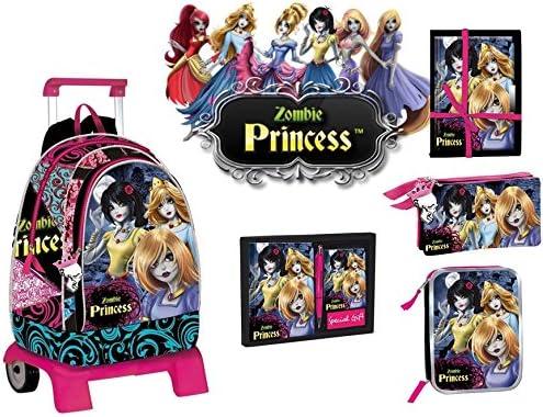 Zombie Princess – Pack agenda escolar primario Zombie princesa ...