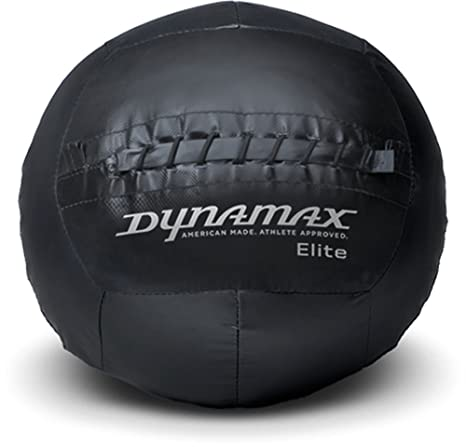 Dynamax tf00373 Elite - Balón medicinal (12 kg), color negro ...