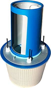 SkimDoctor Skimmer Basket TurboCharger for Inground Pool