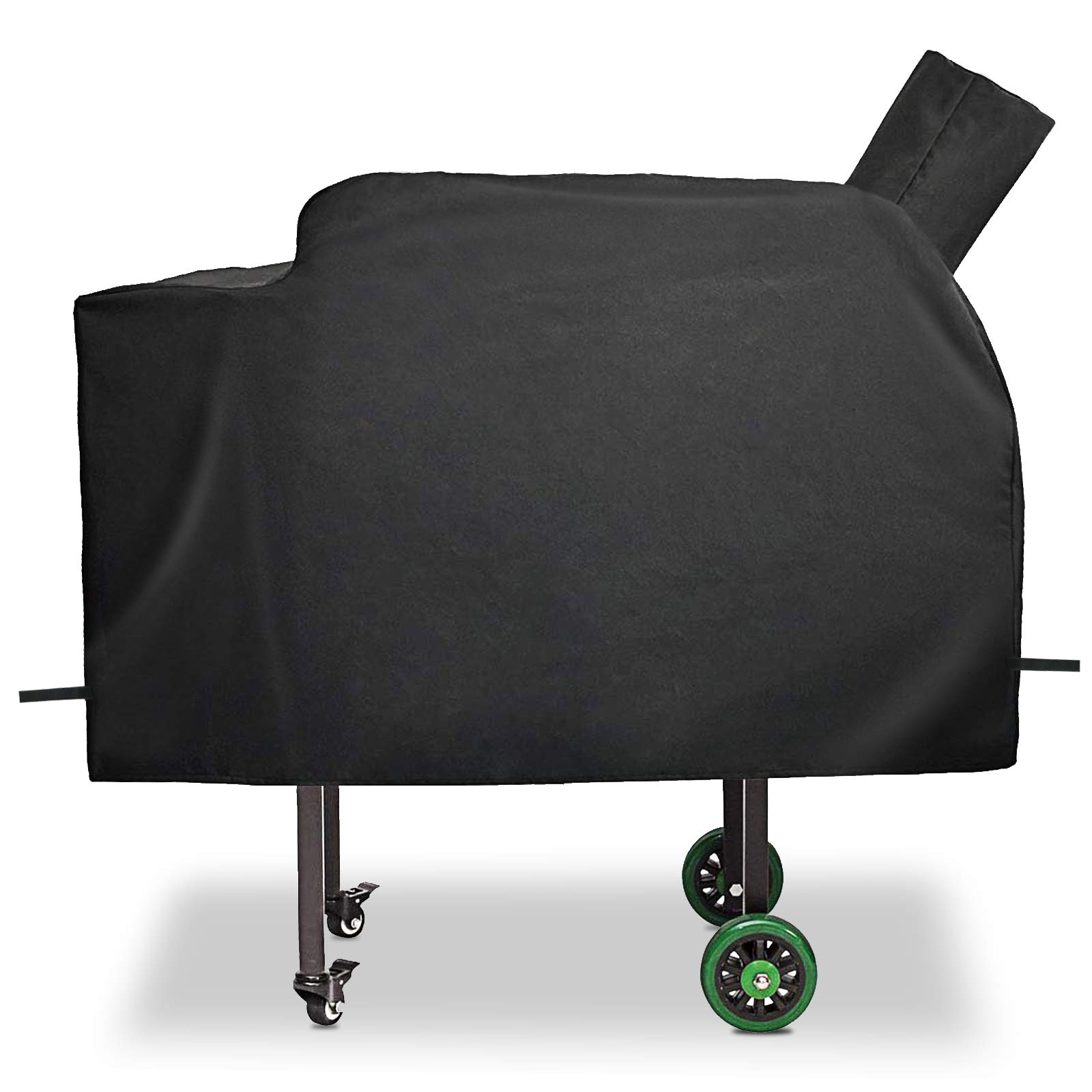 QuliMetal Pellet Grill Cover for Green Mountain Grill GMG-3001 Daniel Boone, Anti-UV & Waterproof Patio BBQ Grill Cover by QuliMetal