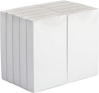 Amazon Basics Blank Index Cards, 3