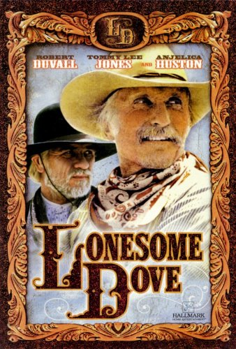 Image result for lonesome dove movie poster amazon