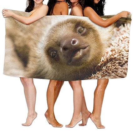 Amazon.com: HUBCDB Cute Lazy Baby Bath Towels Lightweight High ...
