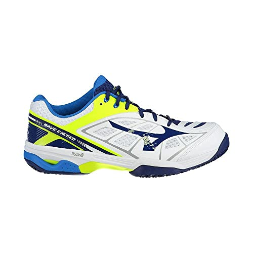 786c984e48b20 Mizuno Wave Exceed CC - Scarpa Tennis Uomo - Men s Tennis Shoes (EU ...