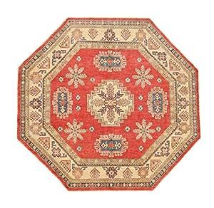 Alfombra kazak 230x239 alfombra oriental cuadrada amazon - Alfombras comedor amazon ...