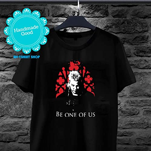 9fb4fb5a9 Amazon.com: David The Lost Boys Be One Of Us T shirts for men and women:  Handmade