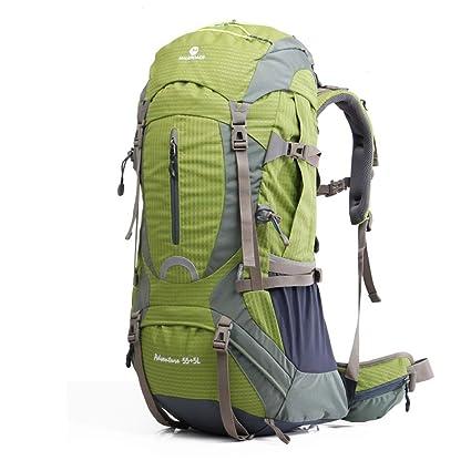 3e96d94022c3 Amazon.com: QYSZYG Hiking Backpack 60L Men's Women's Large Backpack ...