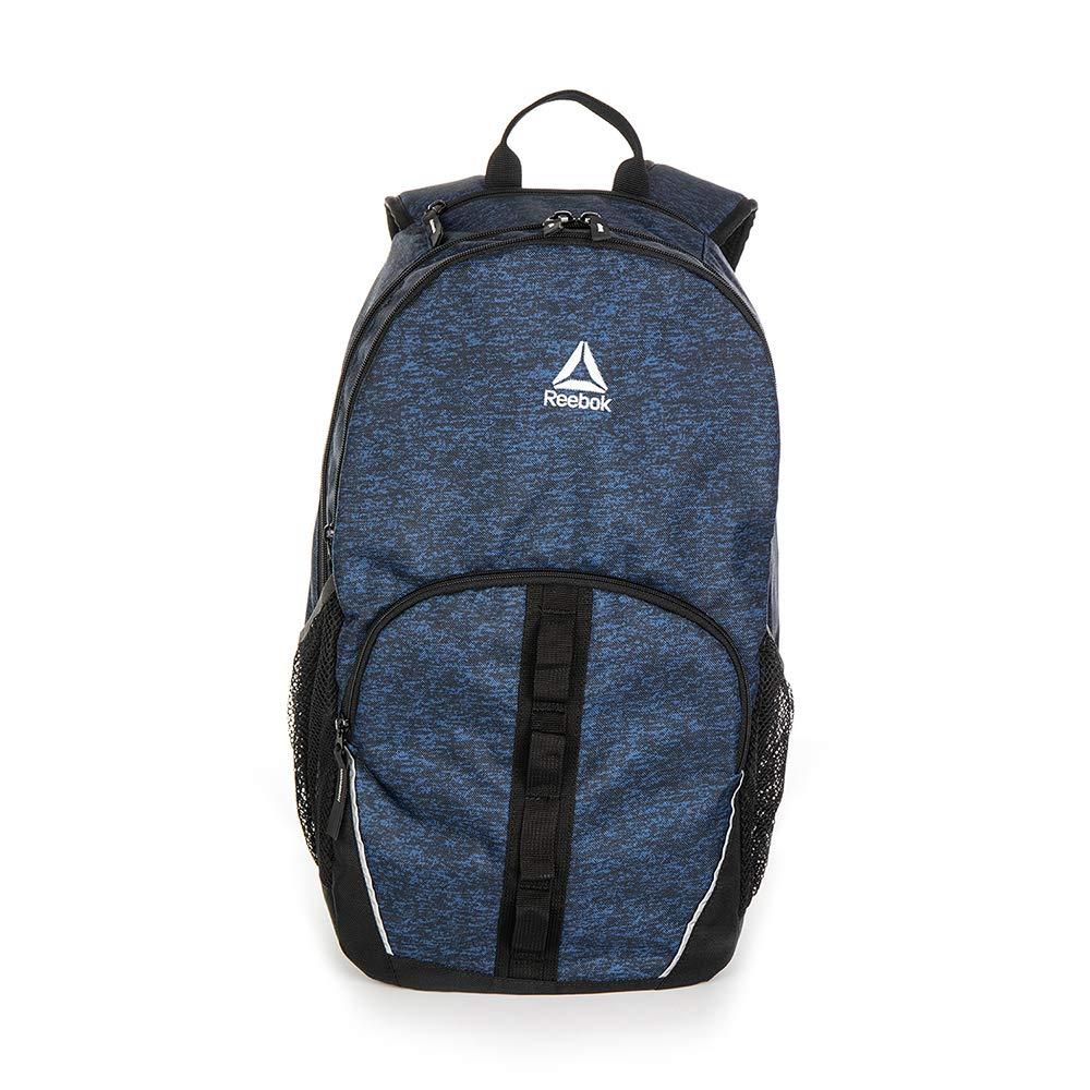 Gym Backpack, Reebok Circuit Backpack (Navy Spacedye) best gym backpacks