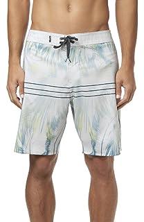 00ce8c795c O'Neill Men's Water Resistant Superfreak Stretch Swim Boardshorts, 19 Inch  Outseam